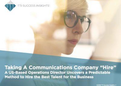 Talent Management Plus Transforms Hiring