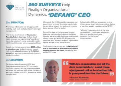 Aligning organizational dynamics